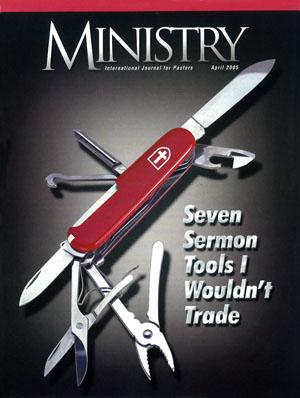 April 2005 cover image