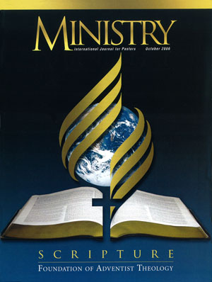 October 2006 cover image
