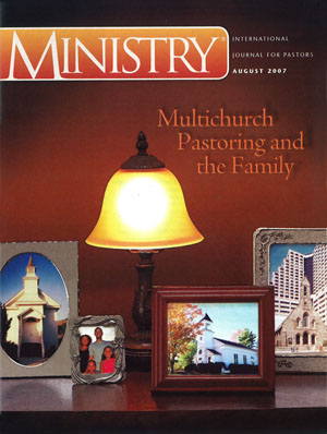 August 2007 cover image