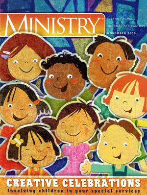 November 2009 cover image
