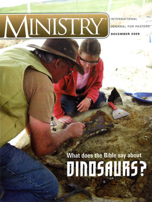 December 2009 cover image