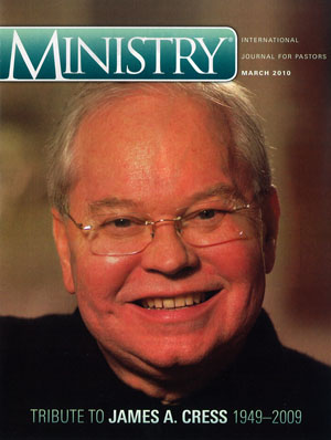 March 2010 cover image