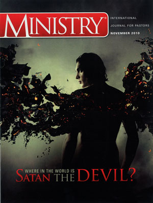 November 2010 cover image