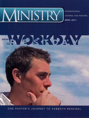 April 2011 cover image