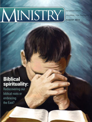 August 2012 cover image