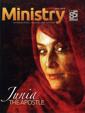 July 2013 cover image