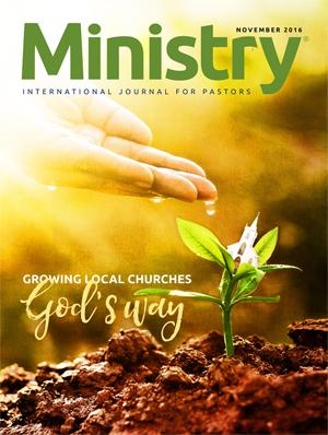 November cover image
