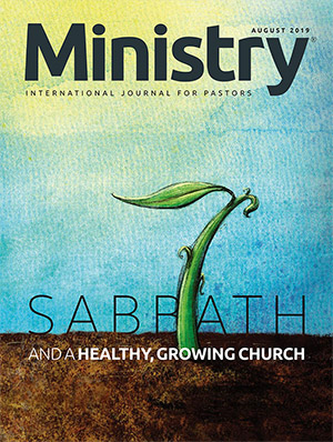 Ministry Cover